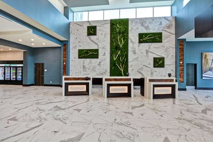 Reception | Embassy Suites by Hilton Plainfield Indianapolis Airport