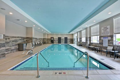 Pool | Embassy Suites by Hilton Plainfield Indianapolis Airport