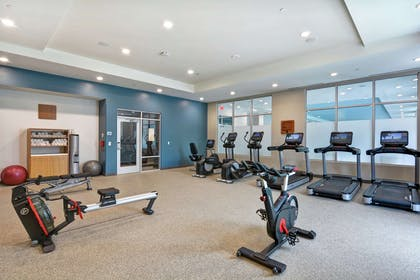 Health club | Embassy Suites by Hilton Plainfield Indianapolis Airport