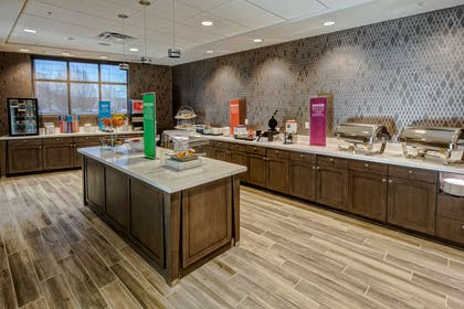 Breakfast Area | Hampton Inn & Suites San Jose Airport
