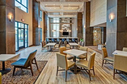 Restaurant | Hampton Inn & Suites San Jose Airport