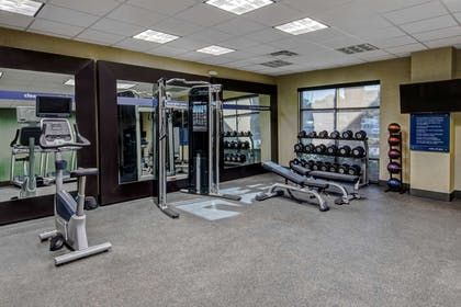 Health club | Hampton Inn & Suites San Jose Airport