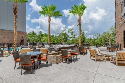 Relax on the sundeck   Cambria Hotel Charleston Riverview