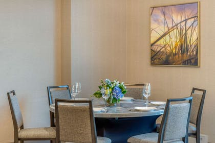 Large space perfect for corporate functions or training   Cambria Hotel Charleston Riverview