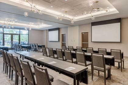 Meeting room   Cambria Hotel Charleston Riverview