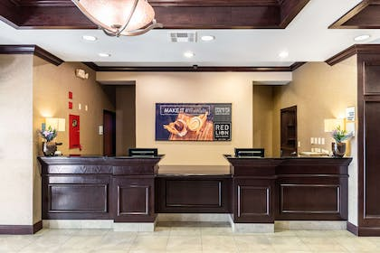 TX Mineral Wells Lobby | Red Lion Inn & Suites Mineral Wells