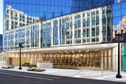 Exterior | Conrad Washington DC