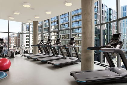 Health club | Conrad Washington DC