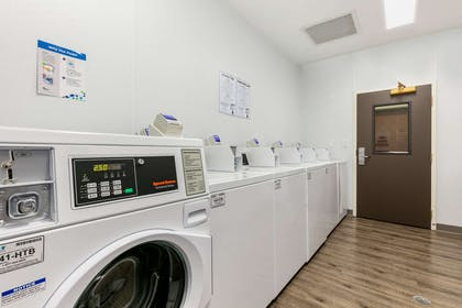 Guest laundry facilities | Suburban Extended Stay Hotel Birmingham Homewood I-65