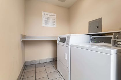 Guest laundry facilities | Quality Inn & Suites Augusta I-20