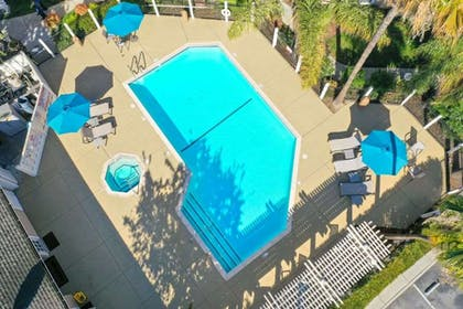 pool   Chase Suite Hotel Newark