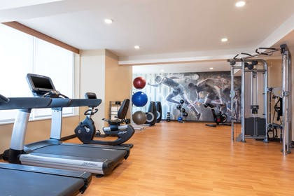 Health Club | Hyatt Place Detriot Royal Oak