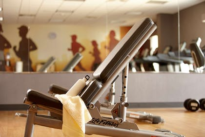 Health Club | Hyatt House Augusta Downtown