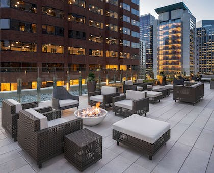 Recreational Facilities | Hyatt Regency Seattle