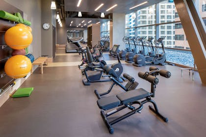 Health Club | Hyatt Regency Seattle