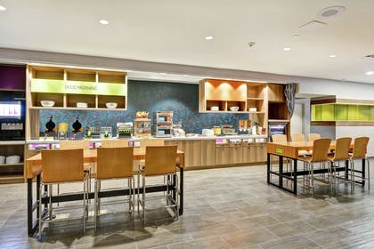 Breakfast Area | Home2 Suites BY Hilton Beaufort, SC