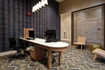 Business Center | Homewood Suites by Hilton Greenville Downtown