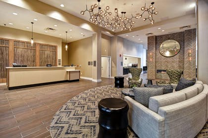 Reception | Homewood Suites by Hilton Greenville Downtown
