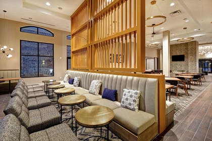 Lobby | Homewood Suites by Hilton Greenville Downtown