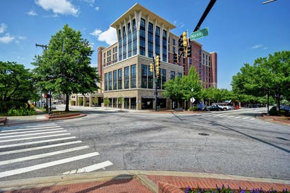 Exterior | Homewood Suites by Hilton Greenville Downtown