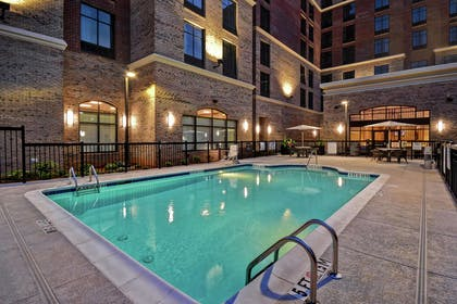 Pool | Homewood Suites by Hilton Greenville Downtown
