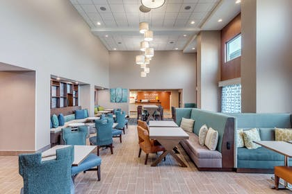 Lobby | Hampton Inn & Suites Saraland Mobile AL