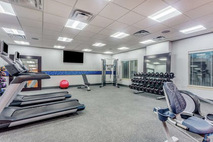 Health club | Hampton Inn & Suites Saraland Mobile AL