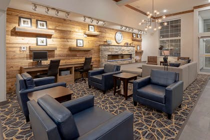 GrandStay Milbank Lobby | Grandstay Hotel and Suites Milbank