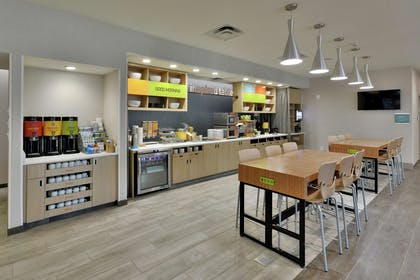 Restaurant | Home2 Suites by Hilton Duncan
