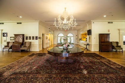 Reception | The Founders Inn and Spa, Tapestry Collection by Hilton