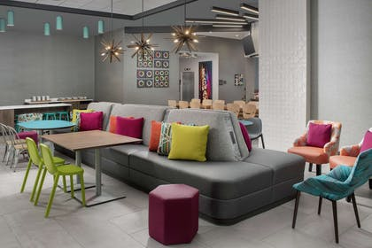 Lobby   Home2 Suites by Hilton Nashville Downtown Convention Center