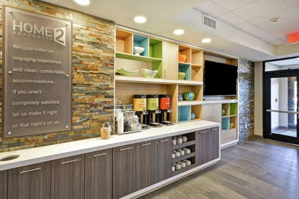 Lobby | Home2 Suites by Hilton Warner Robins