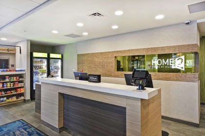 Reception | Home2 Suites by Hilton Warner Robins