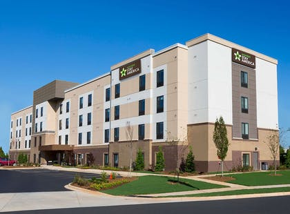 Exterior   Extended Stay America - Rock Hill