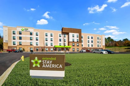 Exterior | Extended Stay America - Greenville - Woodruff Road
