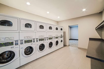 On-Premise Guest Laundry | Extended Stay America - Greenville - Woodruff Road