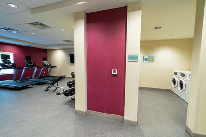 Health club fitness center gym | Home2 Suites by Hilton San Antonio at the Rim