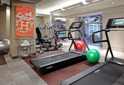 Health club | The Quin Central Park by Hilton Club