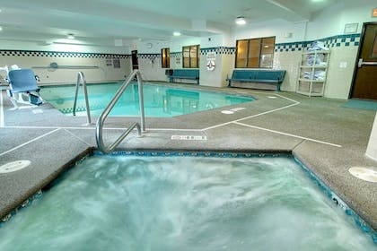 Albany Pool Room | Phoenix Inn Suites - Albany