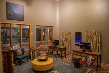 Business Center | Hotel Don Fernando de Taos, Tapestry Collection by Hilton