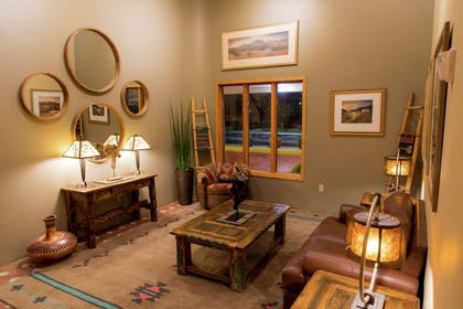 Lobby | Hotel Don Fernando de Taos, Tapestry Collection by Hilton
