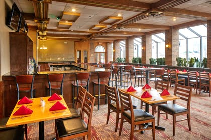 Buffet in Pre Functin Space AUG   Red Lion Hotel Houston Intercontinental Airport