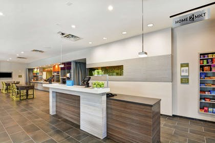 Reception | Home2 Suites by Hilton Charleston West Ashley