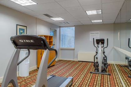 Health club | Ramada by Wyndham Shreveport Airport