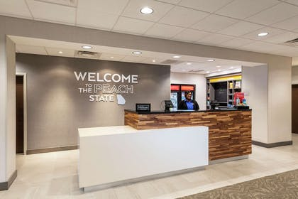Reception | Hampton Inn & Suites Snellville Atlanta NE