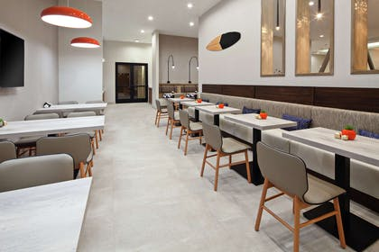 Breakfast Area | Homewood Suites by Hilton San Diego Central