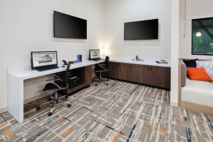 Business Center | Homewood Suites by Hilton San Diego Central