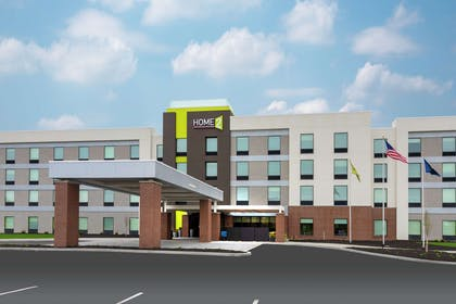 Exterior | Home2 Suites by Hilton Indianapolis Airport