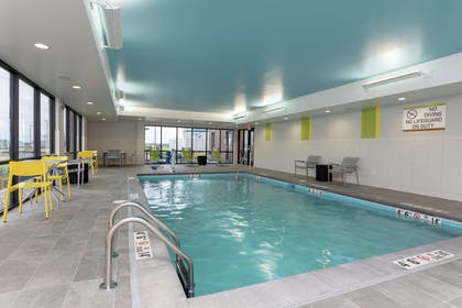Pool | Home2 Suites by Hilton Indianapolis Airport