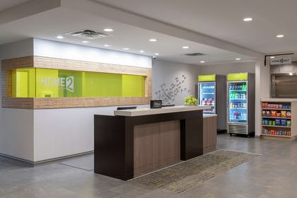 Reception | Home2 Suites by Hilton Indianapolis Airport
